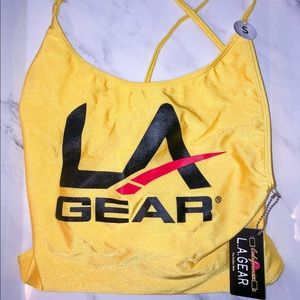 LA Gear x Forever 21 Swimsuit